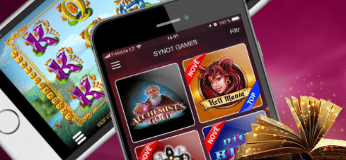 Synot casino hry na mobil